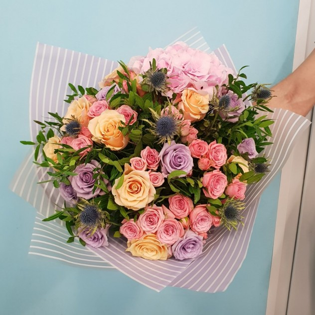 Доставка букетов калининград, букет цветов фото